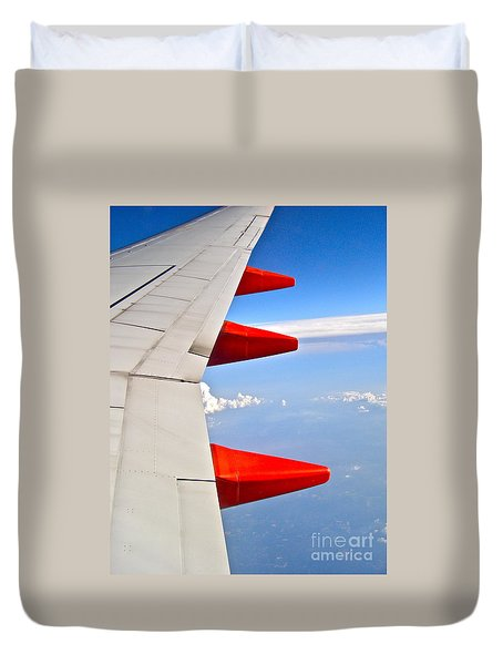 Take Flight Duvet Cover
