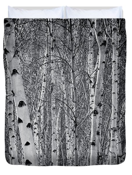 Tate Modern Trees Duvet Cover