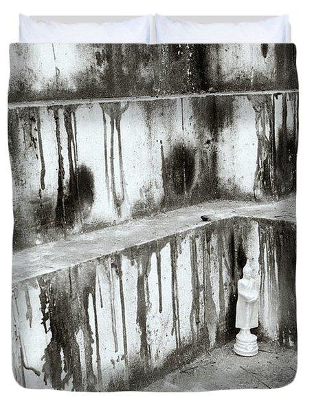 Texture Duvet Cover by Shaun Higson