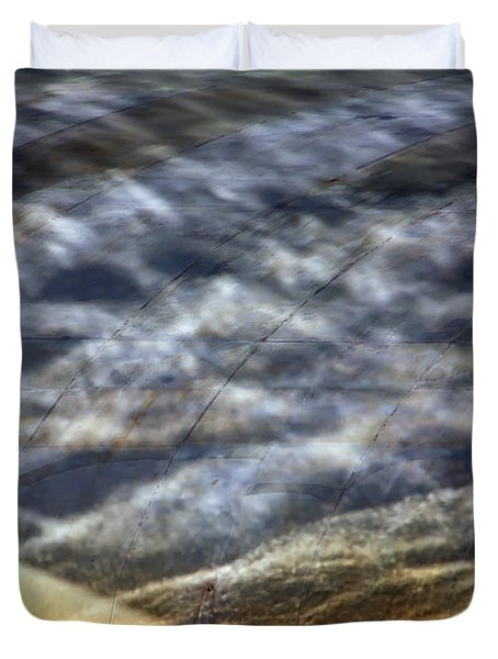 Thames Reflections Duvet Cover