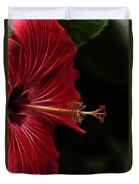 The Beauty Duvet Cover