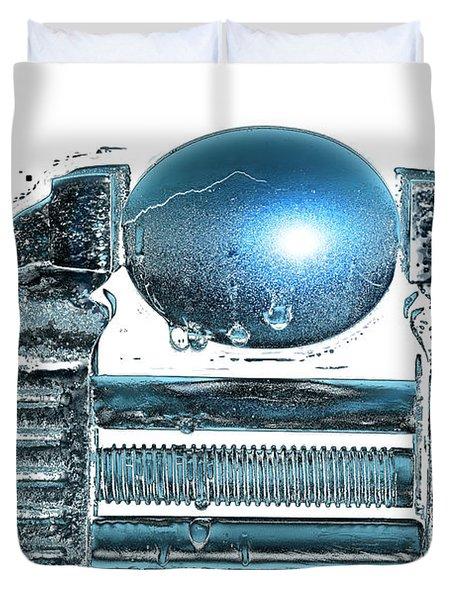 The Big Squeeze  Duvet Cover