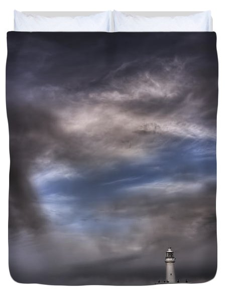 The Call To Arms Duvet Cover