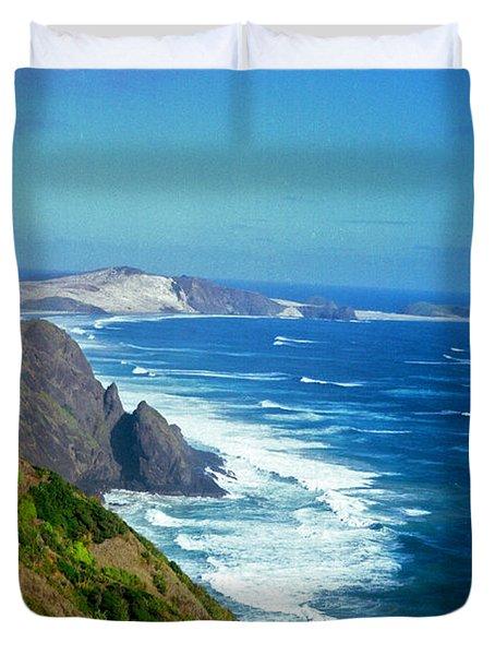 The Cape Duvet Cover