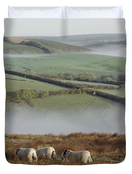 The Captions For Rolls 48-61 Read Duvet Cover