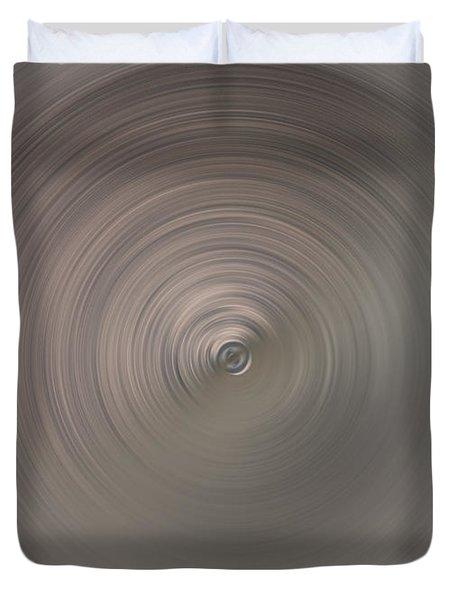 The Center Of Tornado Duvet Cover by Ausra Huntington nee Paulauskaite