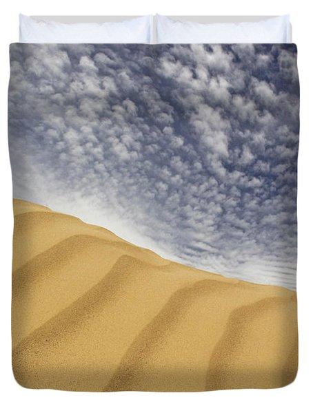 The Dunes Duvet Cover by Mike McGlothlen