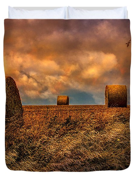 The Hayfield Duvet Cover