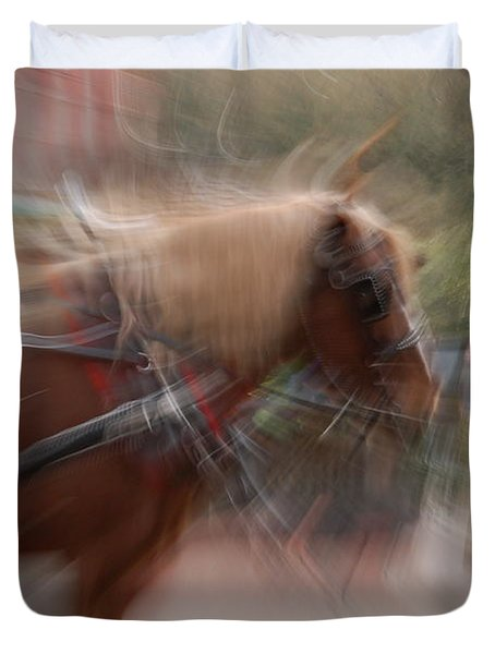The Horse Duvet Cover