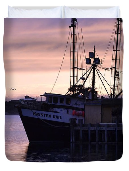 The Kristen Gail Duvet Cover by Zawhaus Photography