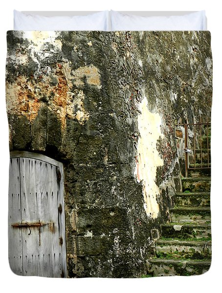 The Leprechaun Vault Duvet Cover