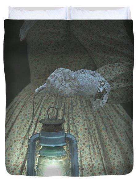 The Light Duvet Cover by Joana Kruse