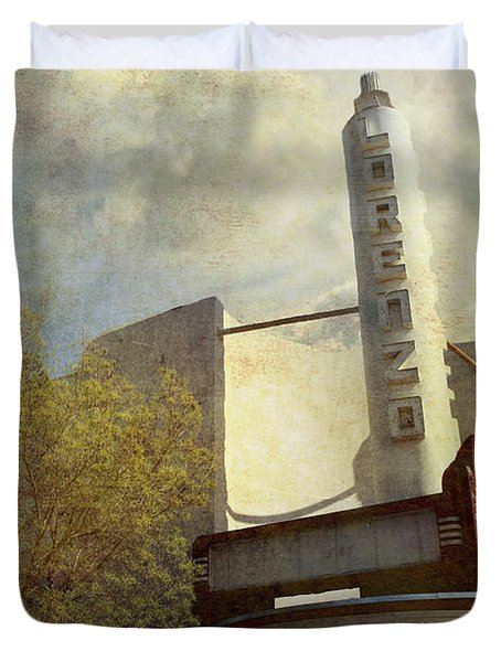 The Lorenzo Duvet Cover by Laurie Search