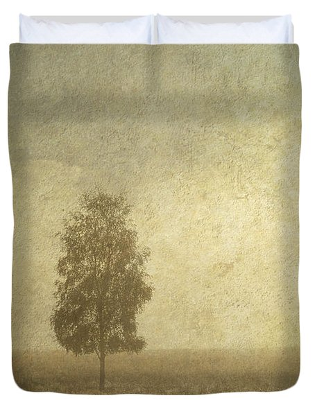 The One Duvet Cover by Jenny Rainbow