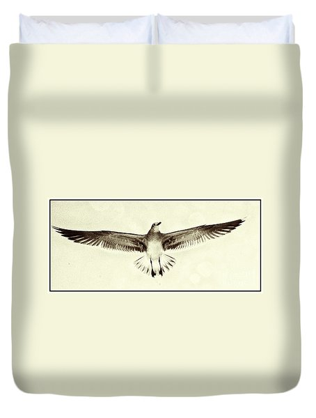 The Perfect Wing Duvet Cover