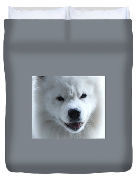 Smile Of The Arctic Life Duvet Cover
