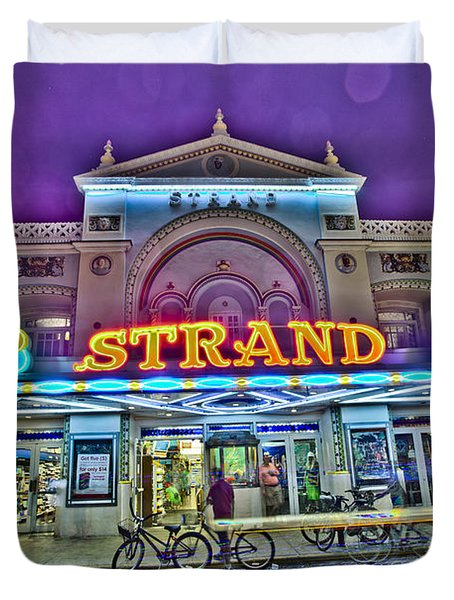 The Strand Duvet Cover
