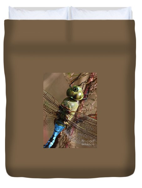 The Thorax Duvet Cover by Carol Groenen