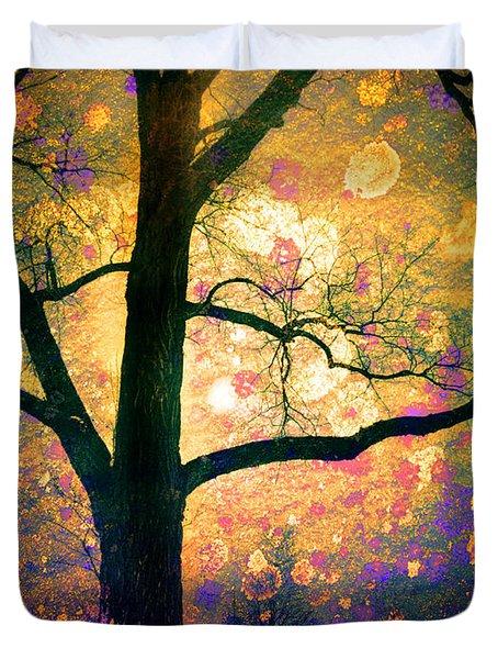 These Dreams Duvet Cover by Tara Turner