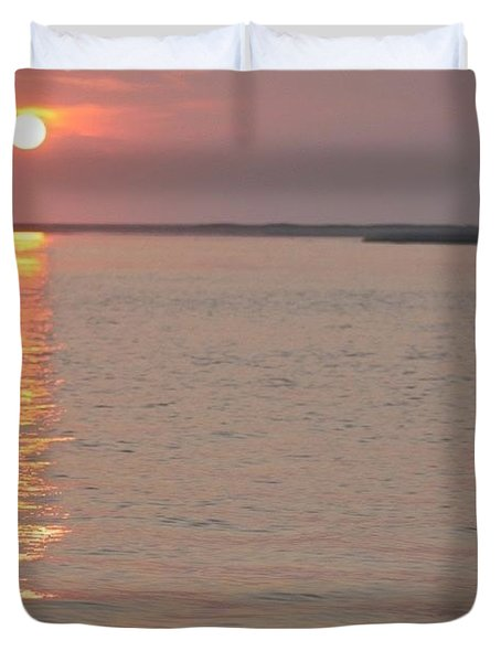 Tranquil And Reflective  Duvet Cover