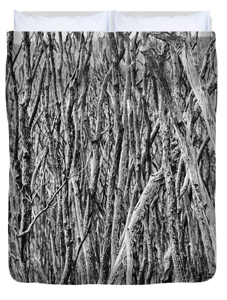 Tree Cemetery V2 Duvet Cover
