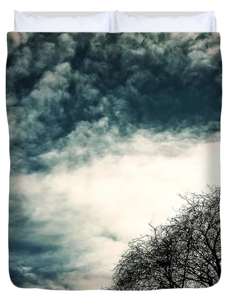 Tree Crown Duvet Cover by Joana Kruse