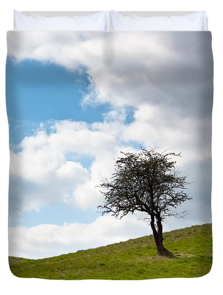 Tree Duvet Cover by Semmick Photo