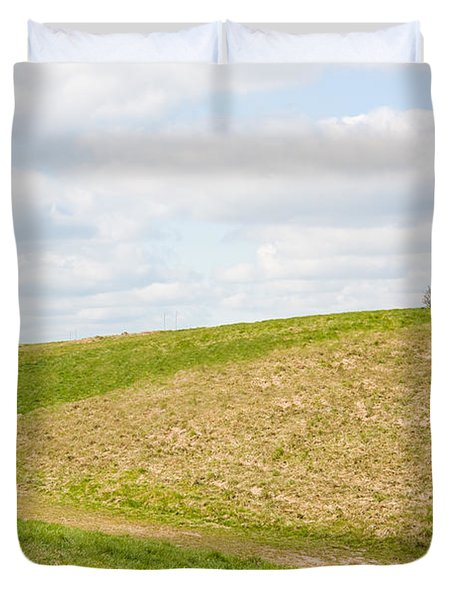 Treesome  Duvet Cover by Semmick Photo