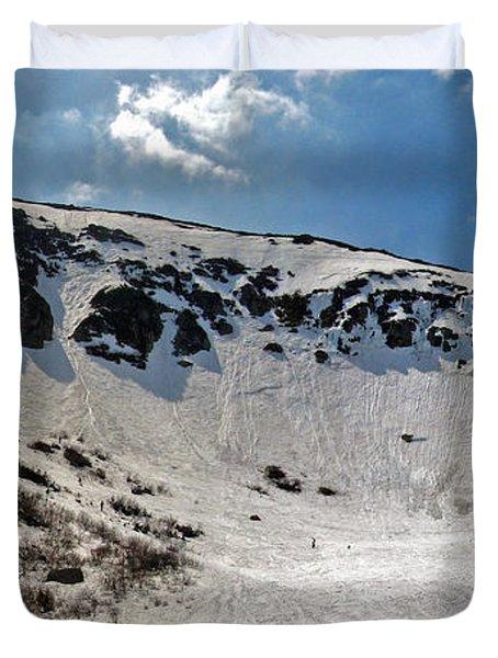Tuckermans Ravine Duvet Cover