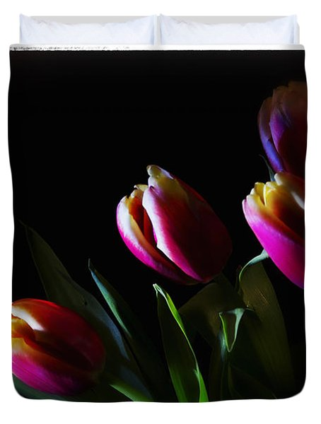Tulip Dream Duvet Cover