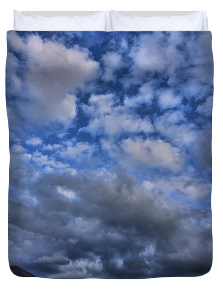 Twitchell Reservoir  Duvet Cover