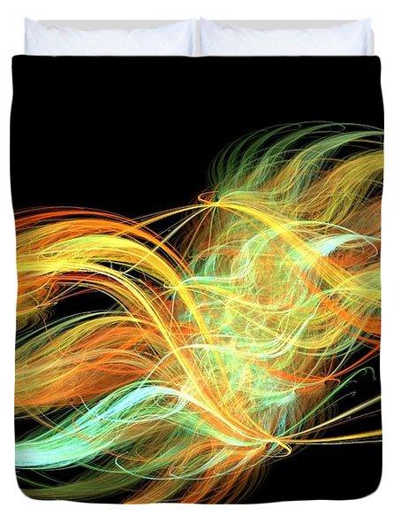 Unity Duvet Cover by Kim Sy Ok