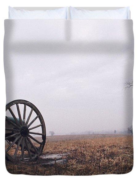 Usa, Maryland, Antietam National Duvet Cover