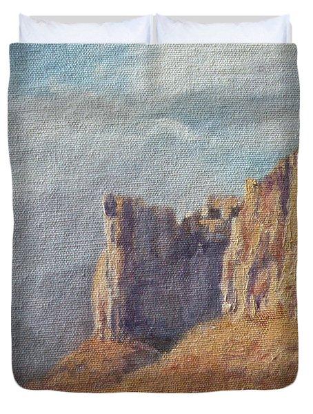 Utah  Duvet Cover by Mia DeLode