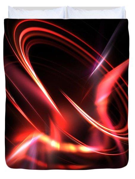 Velocity Duvet Cover by Kim Sy Ok