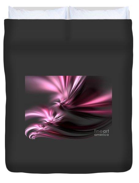 Velvet Angels Duvet Cover