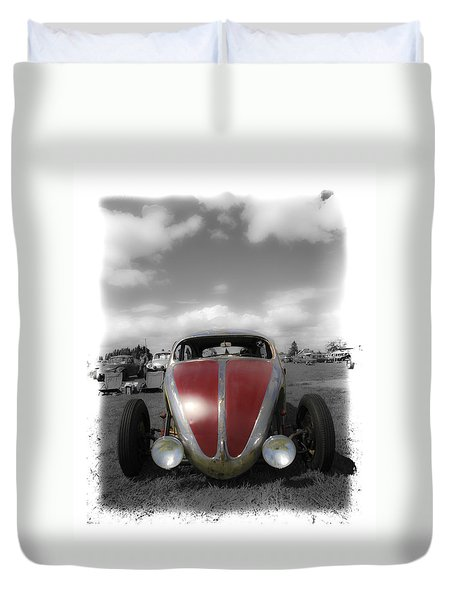 Volksrod Fade Duvet Cover by Steve McKinzie