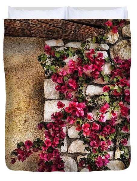 Wall Beauty Duvet Cover by Mauro Celotti