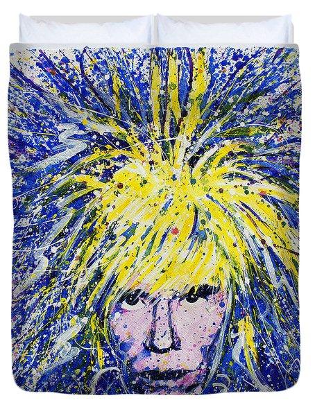 Warhol II Duvet Cover