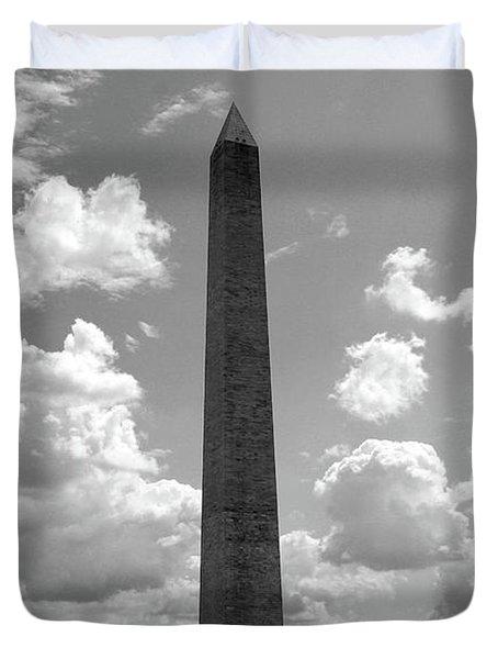 Washington Landmark Duvet Cover