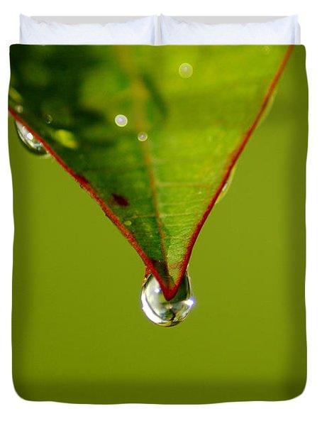 Waterdrop Duvet Cover