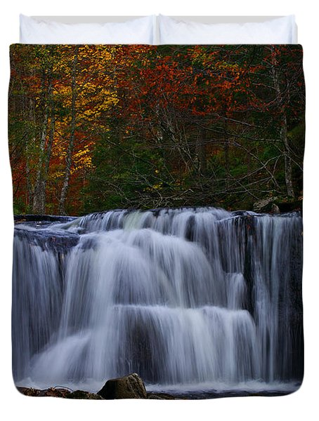 Waterfall Svitan Duvet Cover