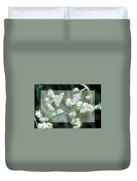 Weeds Duvet Cover by EricaMaxine  Price