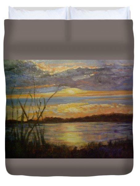 Wetland Duvet Cover