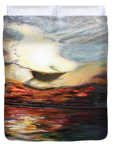 What Dreams May Come.. Duvet Cover