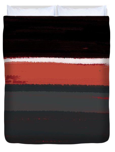 White Stripe Duvet Cover