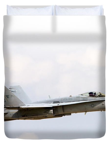 Wing Man Duvet Cover