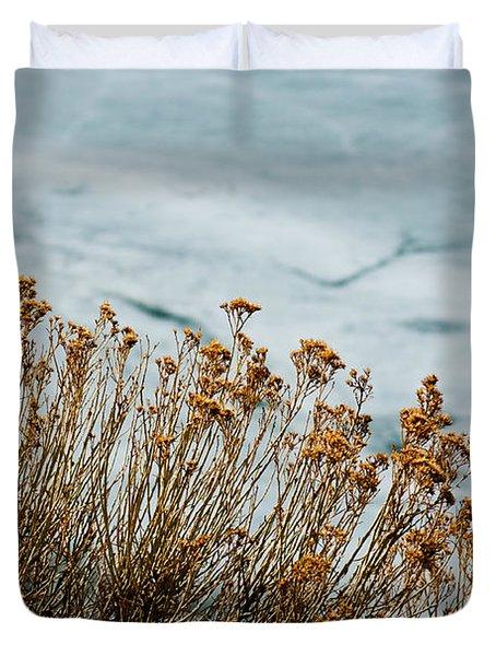 Winter Life Duvet Cover