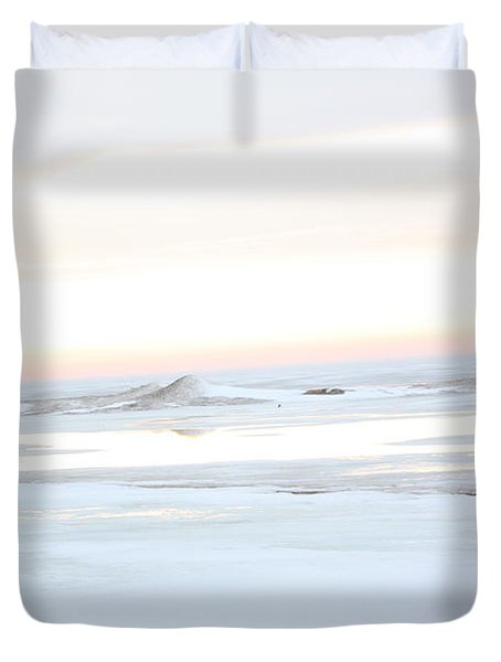 Winters Bright Light Duvet Cover