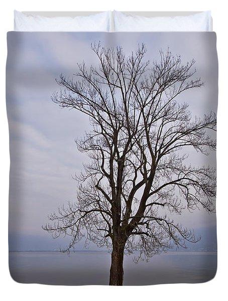 Wintertree Duvet Cover by Joana Kruse